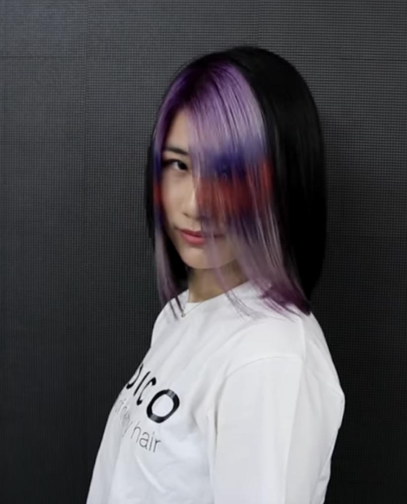 信義區染髮