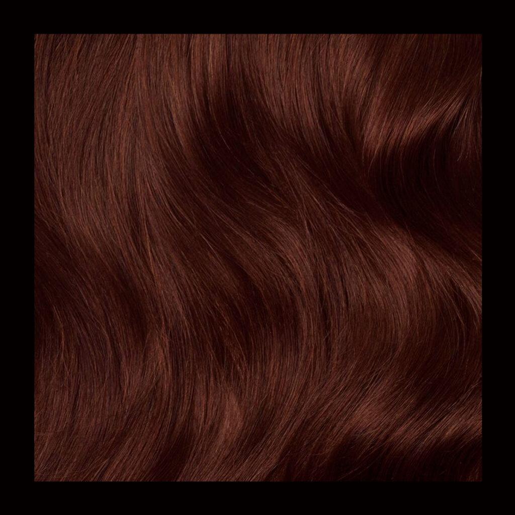 染髮褪色的顏色