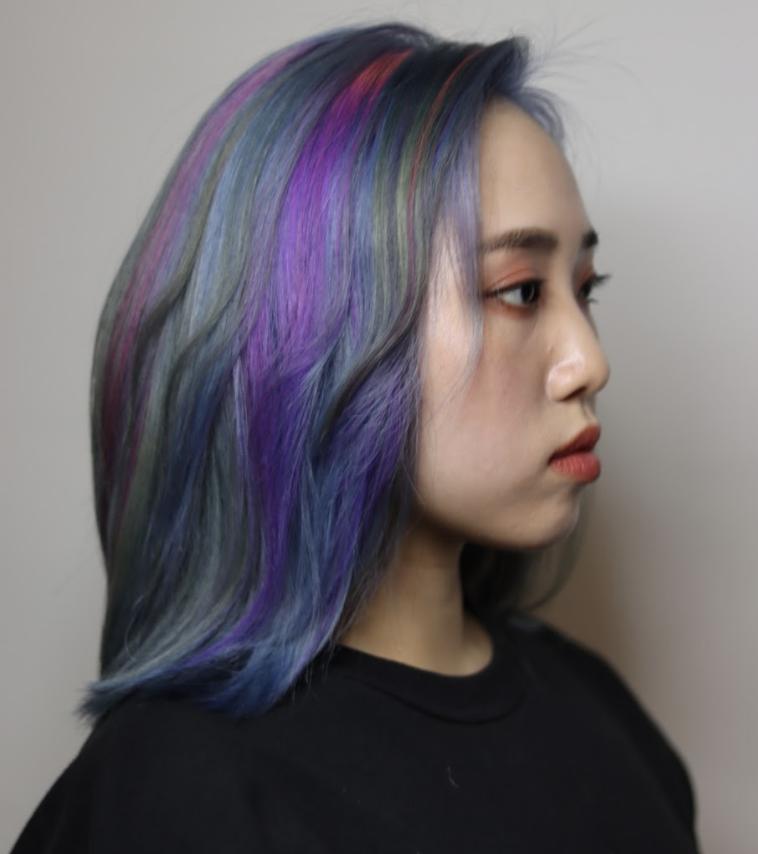 信義區美髮造型
